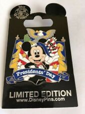 Presidents' Day 2011 - Mickey Mouse Pin 81932