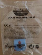 Masters Of The Universe Classics Imp Treasure Chest SDCC 2014 NEU /ovp selten