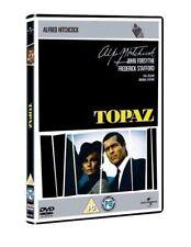 Topaz Alfred Hitchcock DVD Region 2