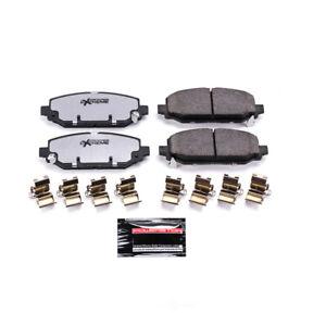 Disc Brake Pad Set Rear Power Stop Z36-6004 fits 18-20 Jeep Wrangler