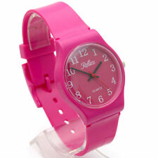 Plastic Band Analogue Wristwatches with 12-Hour Dial