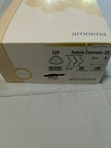 Amoena 320 Natura cosmetic 2S Breast Form Size 6