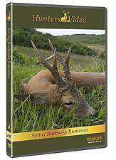 Hunters Jagd DVD Video Nr.105: Frühjahrsböcke in Rumänien (Bockjagd, Rehbockjagd