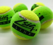 5 Printed Mini Green Downgrade Tennis Balls