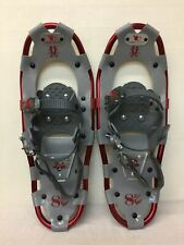 Yukon Charlie's Red Sherpa Series Snowshoes 821