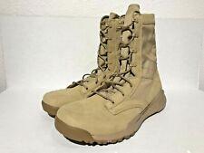 "Nike SFB Field 8"" Military Tactical Boot 329798-221 Size 13 British Khaki New"
