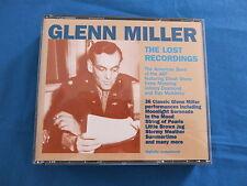 Glenn Miller.. The Lost Recordings .. 2-CD set