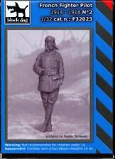 Blackdog Models 1/32 FRENCH WORLD WAR I PILOT 1914-1918 #2