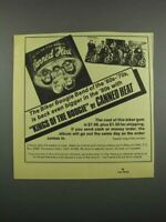 1983 Canned Heat Kings of the Boogie Album Ad