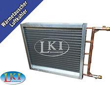 Luftkühler • Cu-Alu Wärmetauscher * Lufterhitzer *  400mm x 400mm - SP01.027