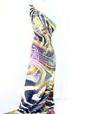 "(15,90 €/m)  150cm breit, ""Leo Abstrakt "" Baumwolle Jersey ,Digital,multicolor"