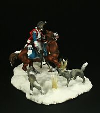 Tin soldier, Museum (TOP), French Cuirassier, 1812, 54 mm, Napoleonic Wars