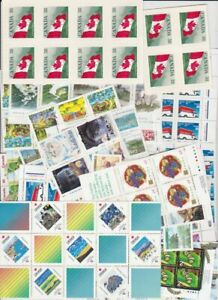 CANADA DISCOUNT POSTAGE LOT - FACE C$200....................................L216