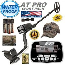Garrett AT Pro Sport Special Metal Detector with 5x8 DD Coil