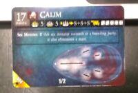 Pirates of Davy Jones Curse - Calim 004 Wizkids