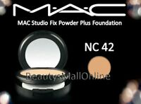MAC STUDIO FIX POWDER PLUS FOUNDATION 15gr / 0.52 Oz - NC 42 NEW IN BOX