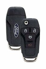 OEM Uncut Ford Fusion Remote Flip Key Keyless Entry Uncut Blade Blank Fits Ford
