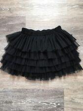 Zara Girls Jupe Noire Fille 8 Ans 128 Cm