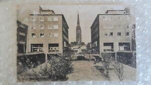 Postcard The Precinct Coventry