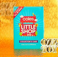 coles little shop 1 collectors case only ❤️OZZ TOY send by bubble+box