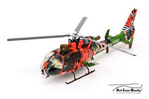 Fuselage kit Sud Aviation SA 341 Gazelle 1:18 for Blade 230S / 250CFX etc
