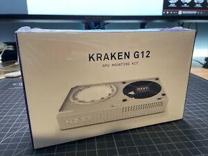 NZXT Kraken G12 GPU Liquid Cooling Mounting Kit - Black