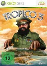 XBOX 360 Tropico 3 best of NUOVO