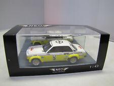 NEO 45240 Opel Ascona B Gr.2 Jochi Kleint-Hunsrück Rallye Champion 1979 - 1:43