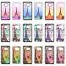 Paris Eiffel Tower French Retro Phone case Galaxy J5 S6 S7 S8 S9 Edge Plus Note