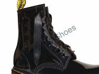 White Black Satin Ribbon Laces Bootlaces fits 3 6 8 10 Pair Eyelet Boots/ Shoes