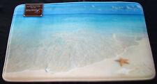 NEW BEACH SCENE SEASHELL SEASHELLS WATER MEMORY FOAM BATHROOM MAT