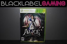 Alice: Madness Returns (Microsoft Xbox 360, 2011)