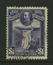 British Guiana  1931  Scott #  209  USED