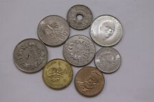 OLD WORLD COINS USEFUL LOT B30 R5