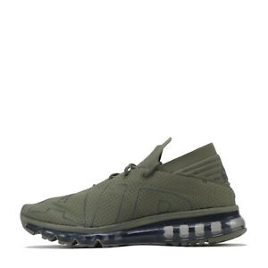 Nike Men's Air Max Flair Trainers Shoes Medium Olive UK 7