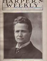 1902 Harper's Weekly October 18- Teddy Roosevelt ends coal strike; Siam; Siberia