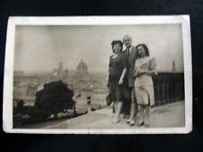 Cartolina Fotografia Filatelia Collezionismo Firenze