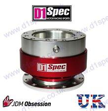 D1 Spec universal volante de carreras de liberación rápida Rojo Jdm deriva
