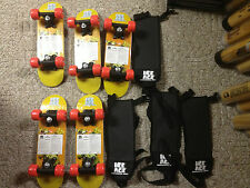 5 total Ice Age Continental Drift Skateboards