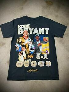 Kobe Bryant Tribute Vintage T Shirt Vintage Gift For Men Women Funny Black Tee