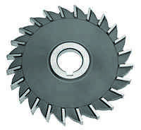 """3 x 7/32 x 1"""" HSS Side Milling Cutter - Straight Tooth"""