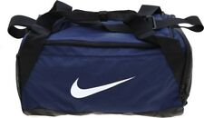 NEW Nike Brasilia Medium Duffel Bag Sports Gym Soccer Navy Blue BA5334 410