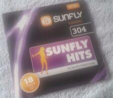 Sunfly Karaoke New Genuine Original SFG304 CD+G 18 track disc, see Description