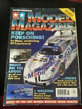 TAMIYA International Model Magazine October 1997 Issue 64 Porsche Deuce Phantom