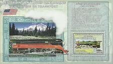 Timbre TRAINS Congo RD ** année 2006 lot 3356