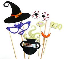 Photo Booth Props Witches Cauldron Halloween Party Photo Booth Props x 8PC