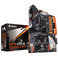Gigabyte H370 AORUS Gaming 3 Wifi Mainboard Sockel 1151 (ATX, Intel, DDR4)