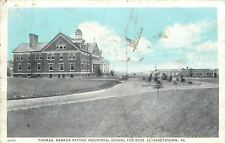 Elizabethtown Pennsylvania~Thomas Ranken Patton Industrial School For Boys~1920s
