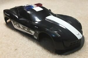 Corvette Stingray concept 2009 shell (1:16 scale) working lights, by Jada