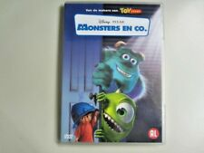 MONSTERS EN CO. - DVD
